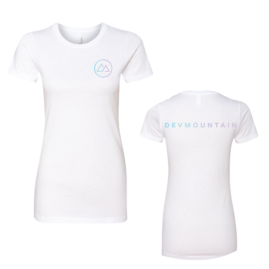 DevMountain Women's Recognition Tee