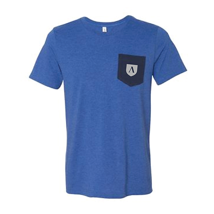 Lambda Shield Pocket Tee