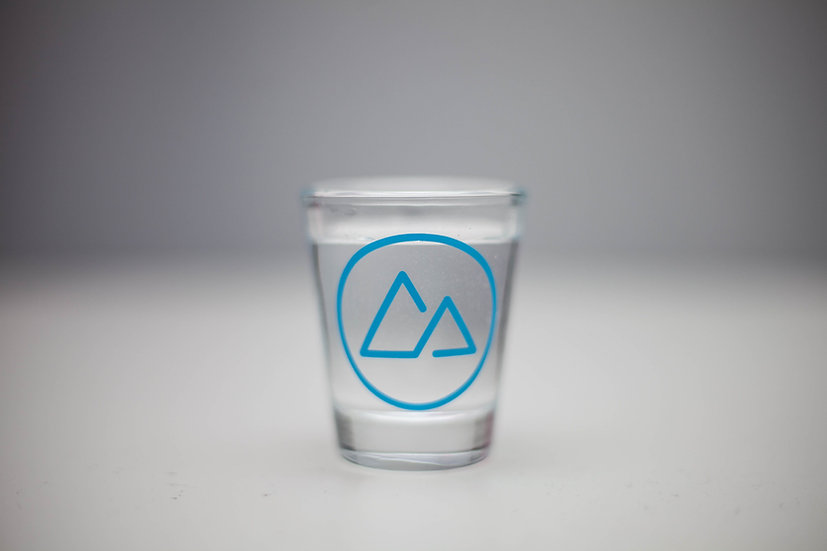 DevMountain Shot Glass