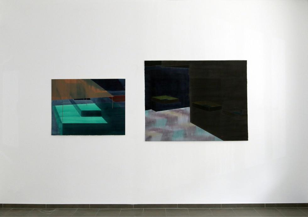 Exhibition view, Tart Gallery, Zürich, 2016