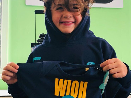 Turns out the younger Wioh generations love the new Merchandise just as much as us grown-ups!
