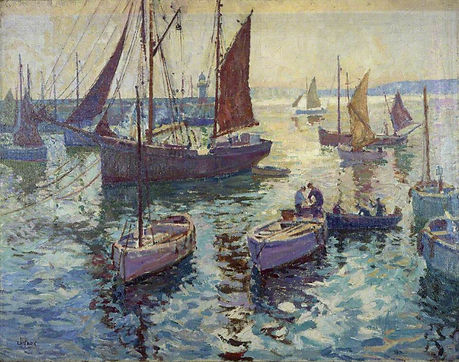 morning-tide-1922-oil-on-canvas-66cm-91.