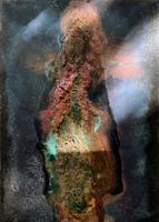 Virgin in between Rocks