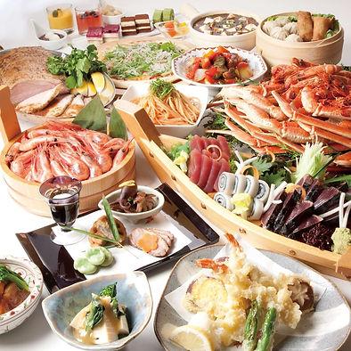 東京池上和風バイキングレストラン鮨マムズのイメージ