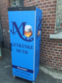 Getränkemarkt Kühlschrank
