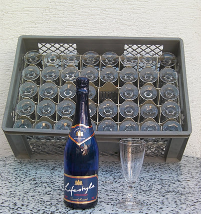 Getränke Muth Getränkemarkt-Getränkelieferservice Darmstadt   Gläser