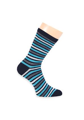 """Damen Socke """"Herzen/ Punkte/ Ringel"""""""