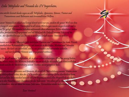 Advent, Advent, ein Lichtlein brennt! Erst eins, dann zwei, dann drei, dann vier...