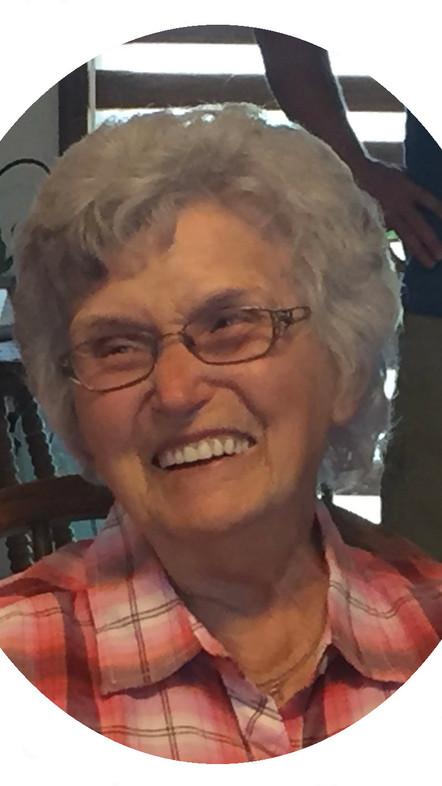 Ella Louise Jacobs  1932 ~ 2021