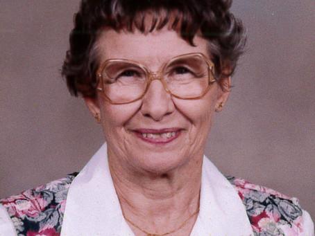 Patsy L. (Bear) Olivier  1932~2021