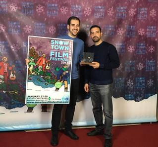 """Bardo"" wins STFF grand prize award"
