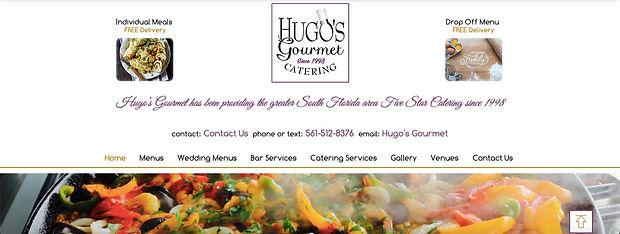 Hugo's Gourmet Catering, West Palm Beach