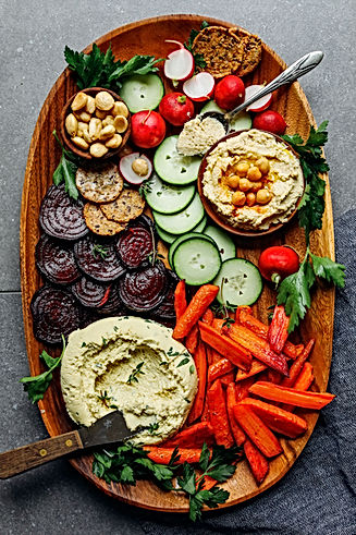 Quick-Easy-VEGAN-Crudite-5-minute-Macada