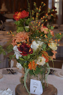 Beautiful Flower Setting