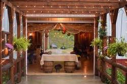 Four Star Barn Entrance