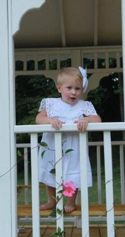 A Little Brides Maid