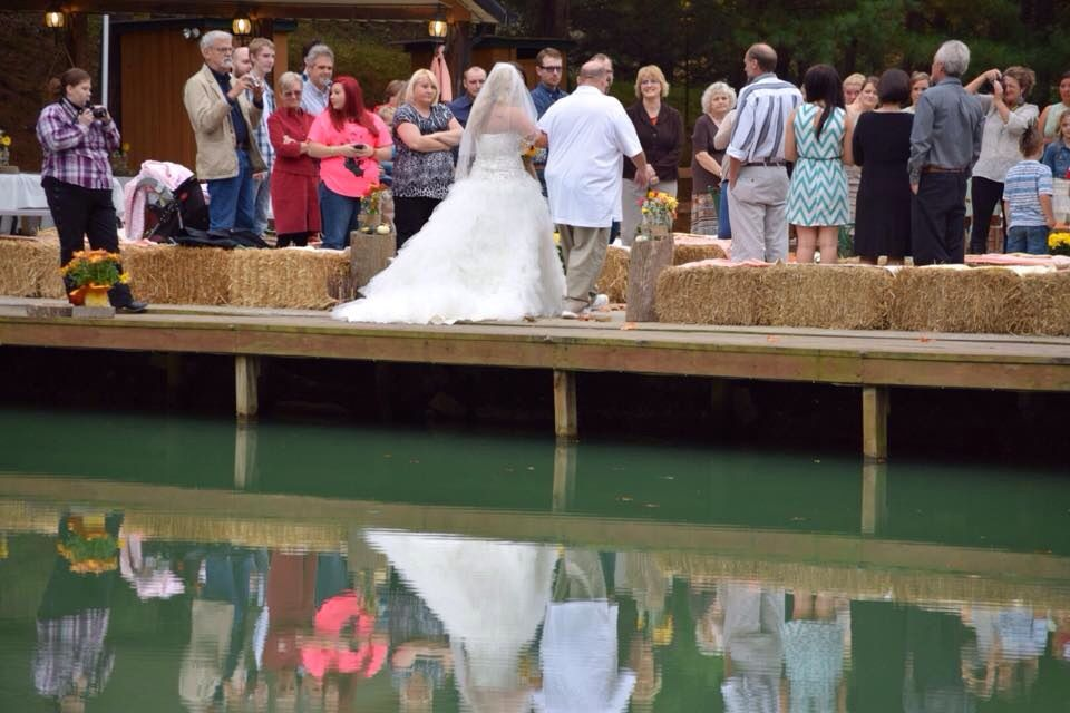 Four Star Lake Wedding