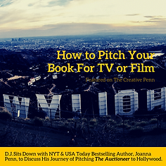 How to Pitch Your Book For TV or Film.pn