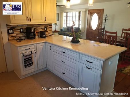 Kitchen Remodeling Contractors in Ventura, California