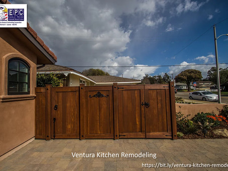 Hiring A Professional Kitchen Remodeling Contractor in Ventura, California