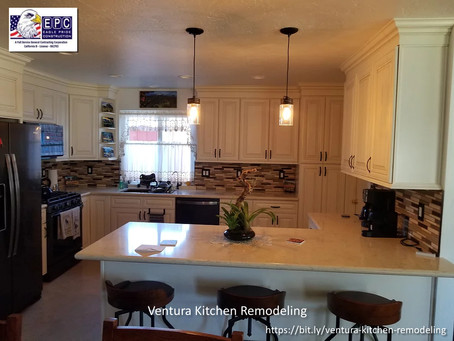 Options Offered By A Kitchen Remodeling Contractor in Ventura, California