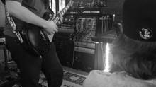 NEW SINGLE: Recording at THE SPOT STUDIO