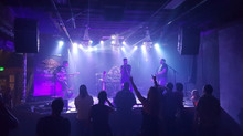 In The Variant live at Larimer Lounge Dec 22