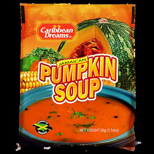Caribbean Dreams - Pumpkin Soup