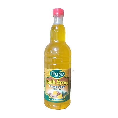 Pure Flavor Syrup  1 Litre x 12 case