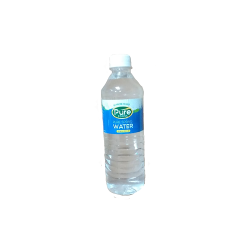 Pure Bottle Spring Water 24x500ml case