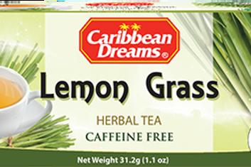 Caribbean Dreams Lemon Grass 24x24 case.