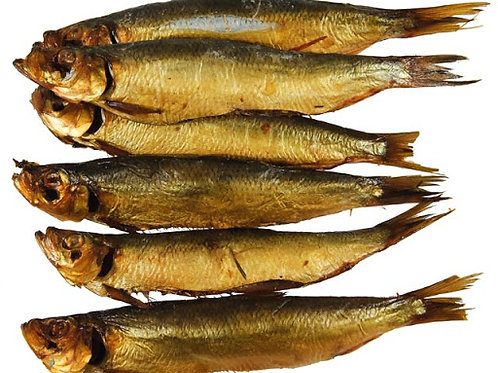 Smoked Salted Red Herring (18lbs)
