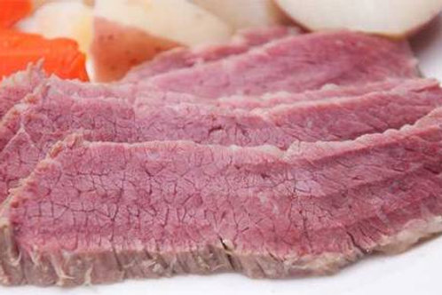 Salted Beef (15lbs)