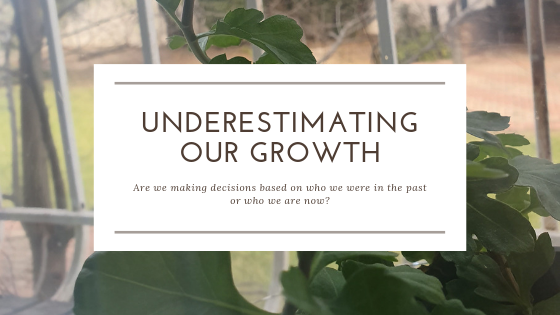 Underestimating Our Growth