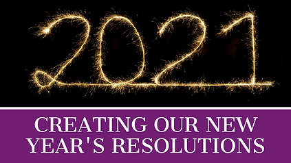 Creating our New Year's Resolutions feat. Cath Finney