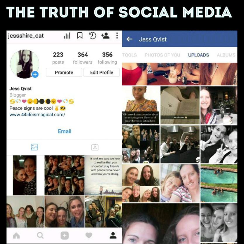 The Truth of Social Media