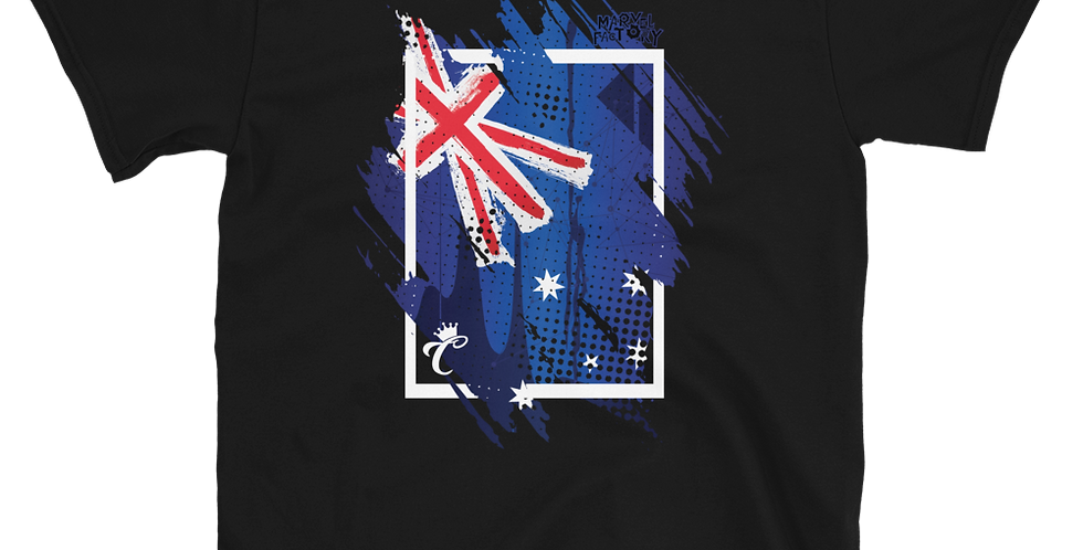 C6urtney Australia Wildfire Relief Short-Sleeve Unisex T-Shirt