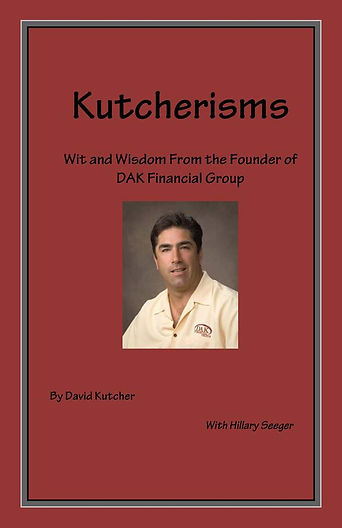 DAK Financial Group Book - Kutcherisms