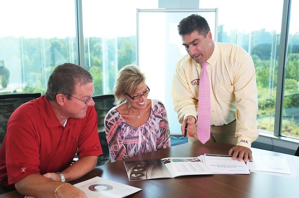 DAK Financial Group - financial planning checklist