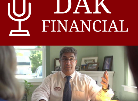 DAK Financial Podcast, Episode 0 - Intro