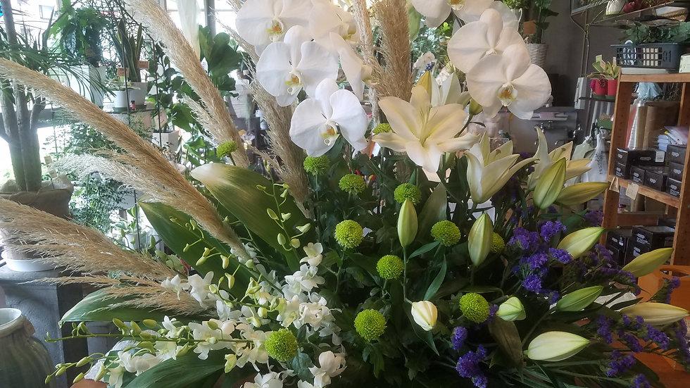 お供えのお花 (水戸市内お届けに限ります)