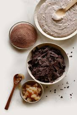 Black soap and clay