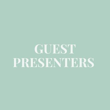 Hillside Garden Club Guest Presenters.pn