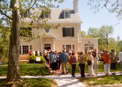 Hillside Garden Club Member opens her home for Garden Day in Lynchburg