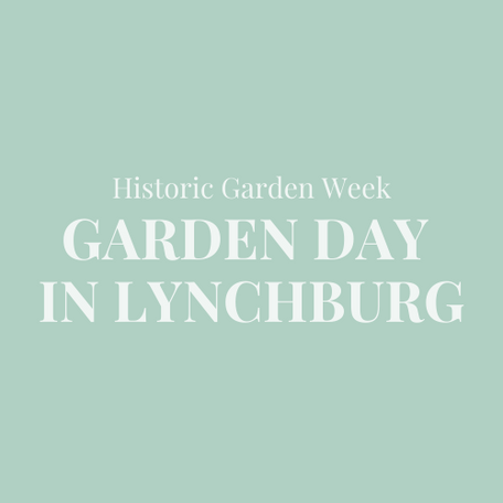Hillside Garden Club participates in Garden Day in Lynchburg each year