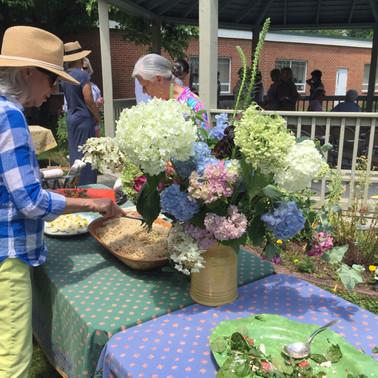 Hillside Garden Club Meeting & Lunch at Bedford Hills Elementary School