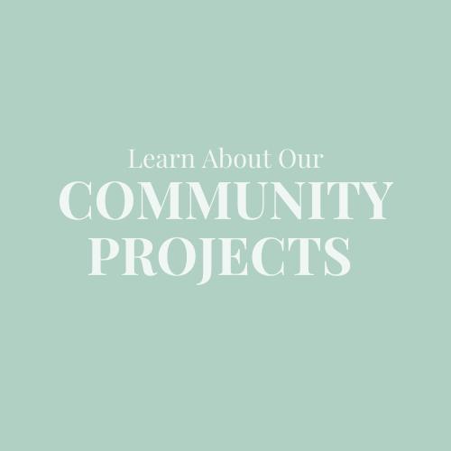 Hillside Garden Club's Community Projects