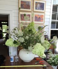 Hillside Garden Club Floral Arrangement
