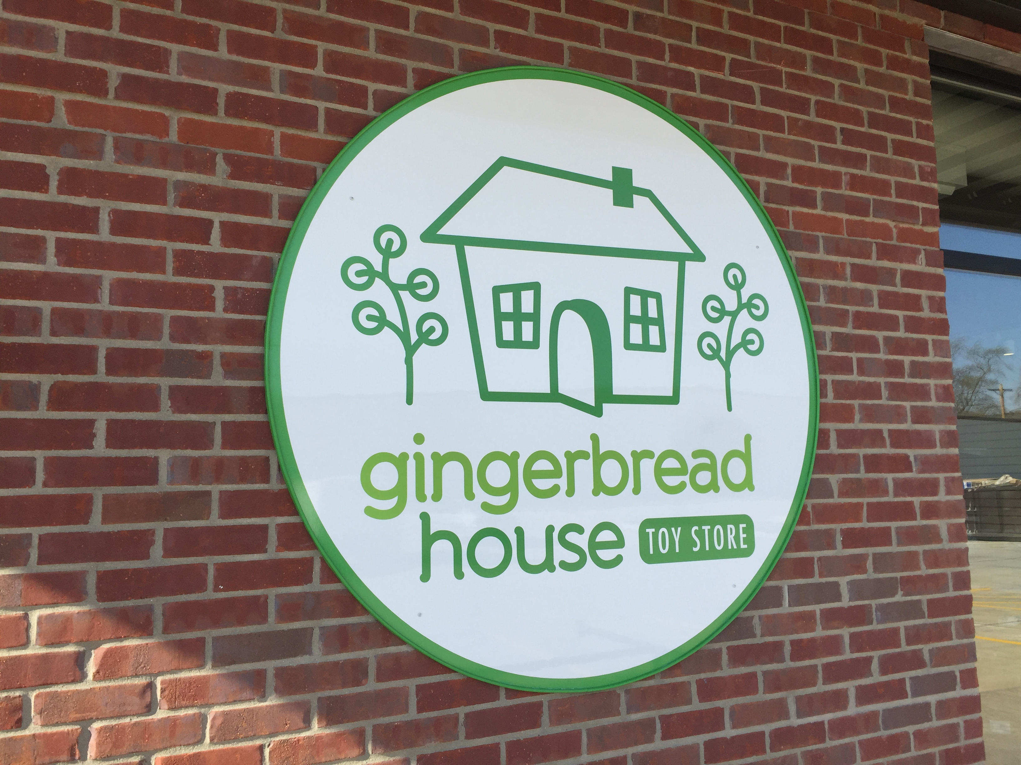 Gingerbread House - Bloomington, IL