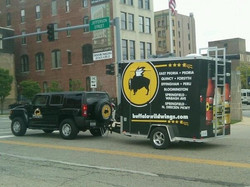 Truck and Trailer Wrap Graphics